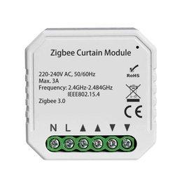 Dopuszkowy sterownik rolet markiz ZigBee 3.0 TUYA