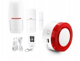 Zestaw alarmowy WiFi RF433 MHz TUYA H1